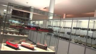 Путевые заметки.Дрезден,окт.2012:макет железной дороги(3D версию этого видео смотрите здесь - http://youtu.be/5YRTsd5zLJQ В продолжение обзора-путевых заметок из Музея Транспор..., 2013-02-09T05:27:15.000Z)