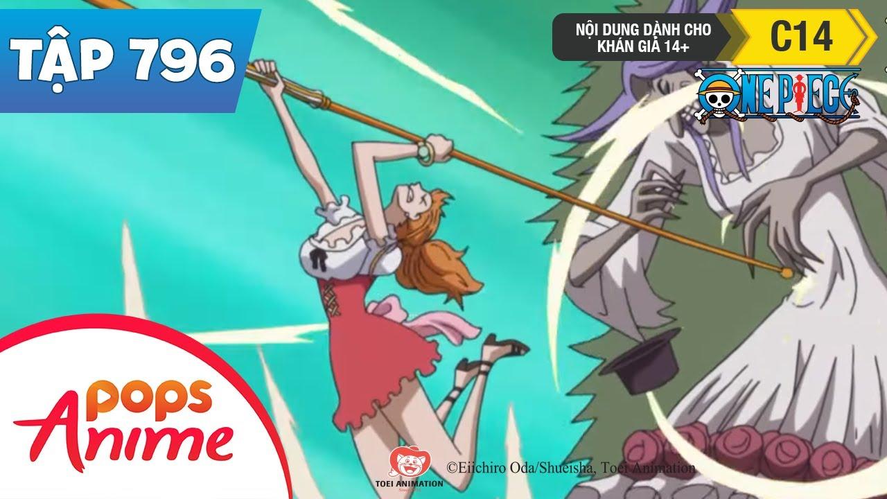 One Piece Tập 796 - Vùng Đất Linh Hồn, Năng Lực Đáng Sợ Của Big Mom! - Đảo Hải Tặc