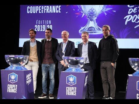 Le Tirage Du 8e Tour En Replay I Coupe De France 2019-2020