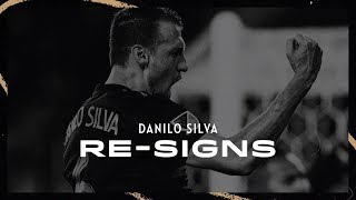 Gambar cover LAFC Re-Signs Danilo Silva