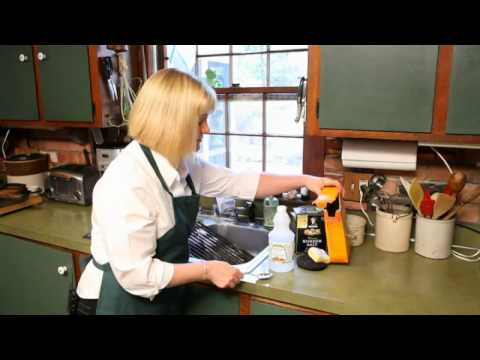 How to Clean a Stainless Steel Grill Grate