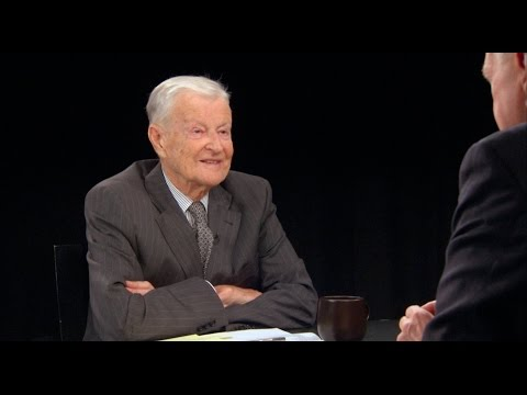 TIA&TW: Zbigniew Brzezinski (Center for Strategic and International Studies): Part I