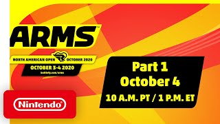 ARMS North American Open October 2020 Finals - Part 1