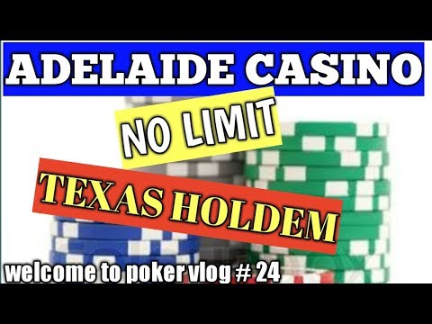 Australian Poker Vloger, Cash Game, Adelaide Casino