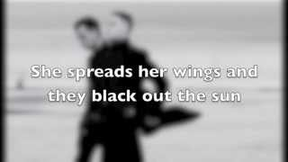 The Crow by HURTS (Lyrics On Screen)