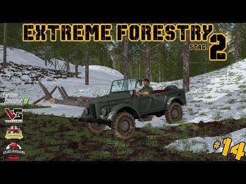 EXTREME FORESTRY STAGIONE 2 | #14 ep. - CHI TORNA A TROVARCI? - FARMING SIMULATOR 2017