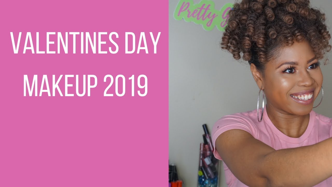 96def60673f Valentine'S Day Makeup 2019 - YouTube