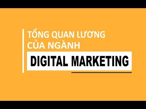 Digital Marketing - Nghệ thuật với những con số