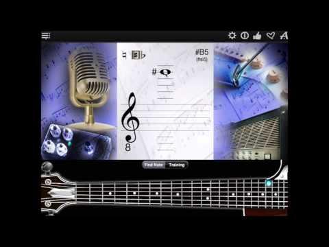 Guitar Notes Finder & Trainer