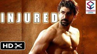 Actor Arun Vijay Hurt While Shooting For