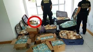 8 WEIRDEST Places People Have Hidden Money!