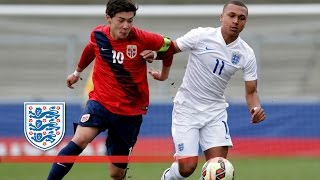 England U17s 3-1 Norway | Goals & Highlights