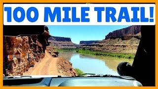 Download lagu White Rim Trail Off Road 100 Miles Canyonlands Utah MP3