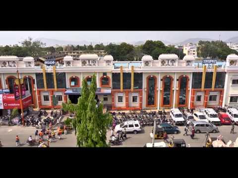 A short film on South Central Railway in Telugu