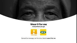 Wear it for her #WearItForMe