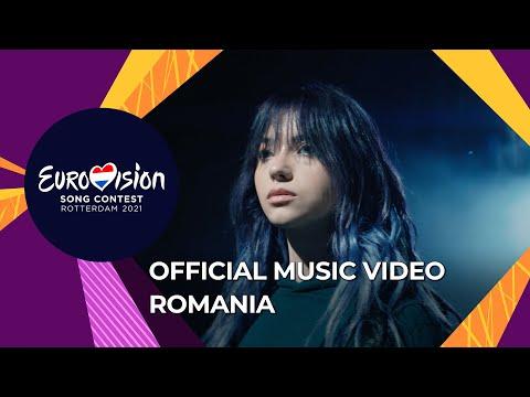 ROXEN - Amnesia - Romania 🇷🇴 - Official Music Video - Eurovision 2021