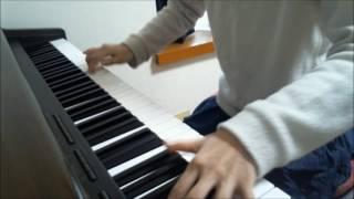独り占め/つばきファクトリー ピアノ弾き語りです。