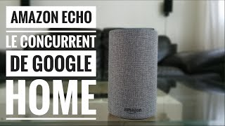 AMAZON ECHO PRESENTATION FR