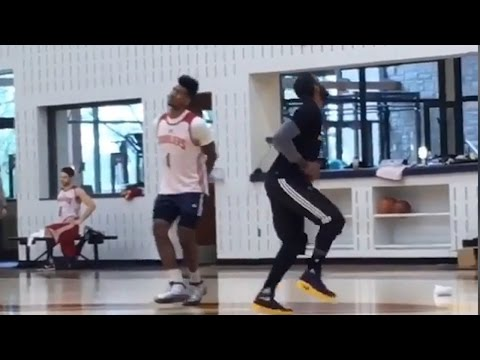 Ghost town dj's my boo Epic Running man Challenge Best basketball Edition