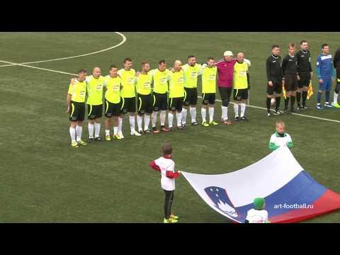 """""""Art-football"""" 03.06.17 – Slovenia - Israel 2:1 (full match)"""