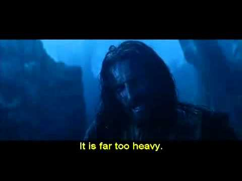 The Passion of the Christ-satan Trying To Tempt Jesus [H.264 360p].mp4
