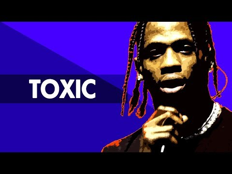 """TOXIC"" Trap Beat Instrumental 2017 