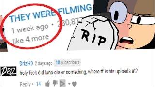 LUNA IS DEAD?!...