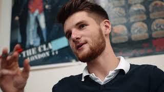 Present Tense Future Author Spotlight | Aaron Graybill