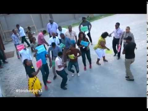 Kamatia Chini - Navy Kenzo (TV1 Tanzania Cover Video)