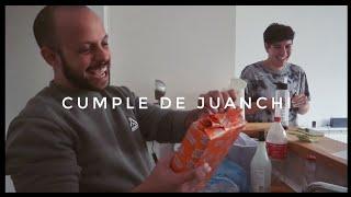 Cumple Juanchi, malas noticias y más acuarelas - Fish & Cheap Vlogs
