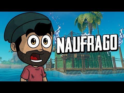 NÁUFRAGO   Raft - (Juego completo)