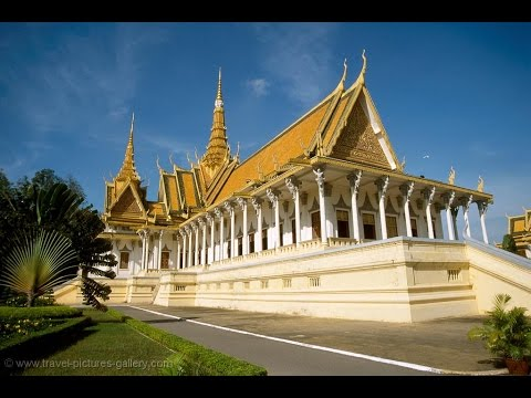 Cambodia, Phnom Penh travel images slide show