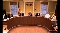 Council Meeting 6.1.15