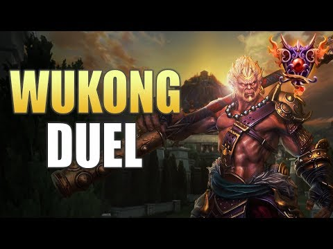 Sun Wukong Duel Gameplay   SMITE Masters Ranked   Can't Sash This!