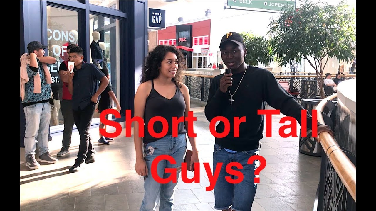 which do girls prefer to date Tall or Short Guys? - YouTube