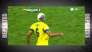 Ecuador no pudo con Francia y se despidió del Mundial