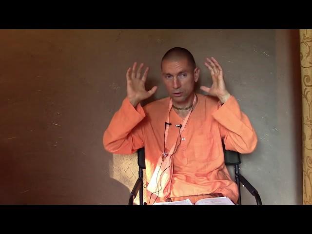 Кришна Джанмаштами - Монастырь святого имени / Ананда Вардхана Прабху [15.08.2017]