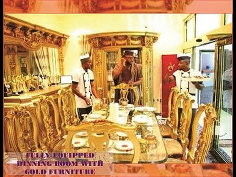 Kcee 's brother (E money) Golden Mansion - 2019