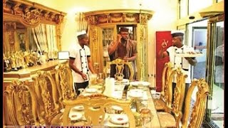 Kcee 's brother (E money) Golden Mansion - 2018