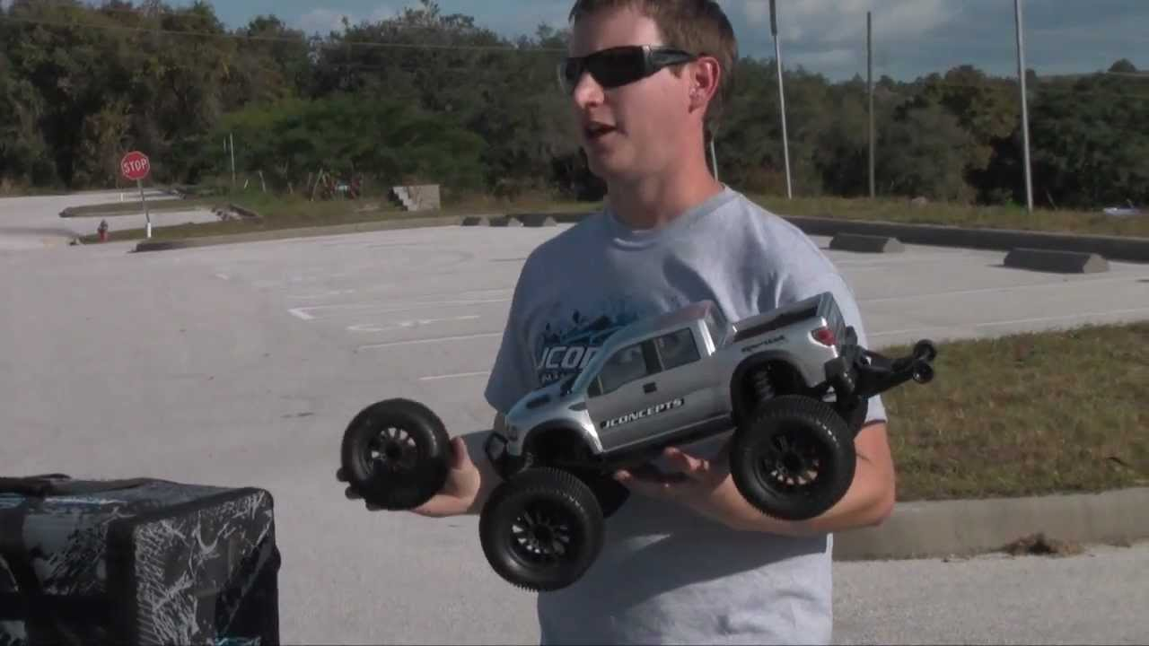 Jconcepts Off Road Performance For The Stampede 4x4 Youtube Thread Vxl Press Release And Pics