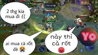 Troll Game _ Thỏ Phê Cỏ Đi Bán Cà Rốt Bị Na Cà Rốt Dí Và Cái Kết | Yo Game