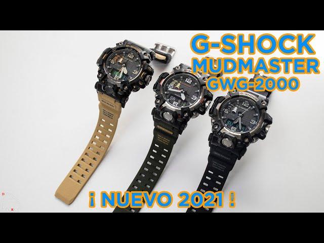 G-Shock Mudmaster GWG-2000 Review