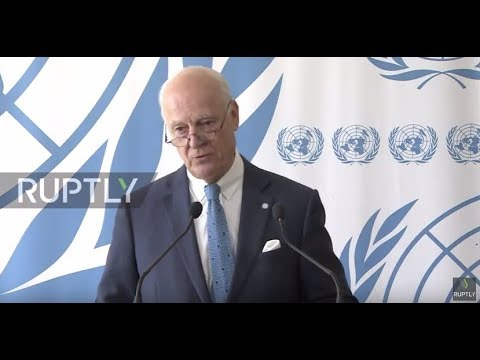 Switzerland: Syria negotations 'moment of truth' approaching 'very soon' - UN's de Mistura