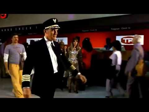 Airplane Robert Stack Handles The Dress Color Assholes