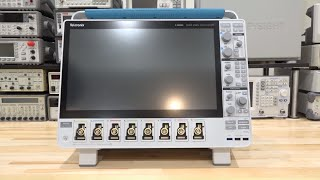 TSP #102 - Overview of the Tektronix MSO58 8-Channel 6.25GS/s 2GHz Mixed-Signal Oscilloscope