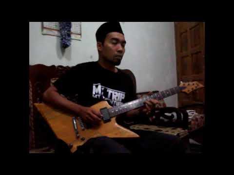 Gugur Bunga - solo gitar