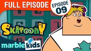 Skatoony - Season 3 - Episode 9 - Unusual Suspects