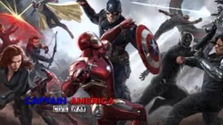 Dean Valentine - Sharks Don't Sleep - Official Track from Captain America: Civil War Trailer #1