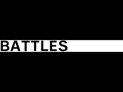 Battles @ Dour Festival