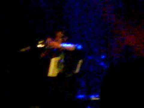 Calexico - Gypsy's Curse, live at Thessaloniki (1/2/2009)